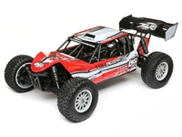 TENACITY Desert Buggy AVC RedGry 110 4WD RTR