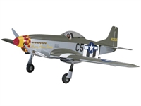 P-51 Mustang 60 Size ARF with Retracts