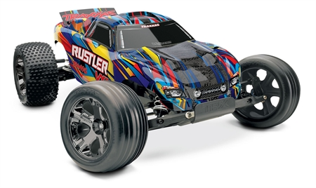 Rustler VXL Brushless 2WD TSM (TQi/No Batt or Chg)