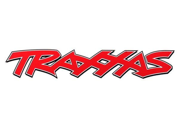 Traxxas 10' Red Vinyl Sticker