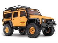 TRX-4 Land Rover Defender 110 Tan Edition