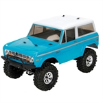 1972 Ford Bronco 4x4 Ascender 110 RTR INT