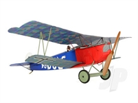 Fokker DVII Micro PTF Pair-To-Fly Hitec Red