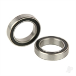 """Bearings, 12x18x4mm, Rubber Sealed (2)"""