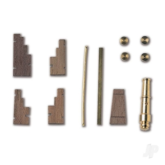 5512032 80092 CANNON KIT COMP 27x6mm (2x3)