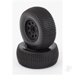 HLNA0414 Tyres And Wheels Mounted Black 2