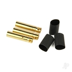 """Bullet Connectors, 4mm Female (3)"""