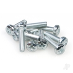 M4x16 Crosshead M/Screw (10pcs)