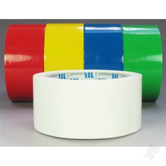 BULLET WHITE TRIM TAPE (50MM)  5523622