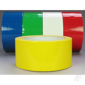 BULLET YELLOW TRIM TAPE (50MM)  5523624