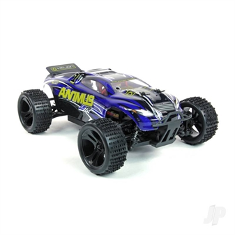 Animus 1/18 TR Electric RTR Truggy UK.