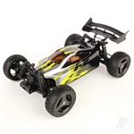 1:10 RTR Electric 4WD Frontier Buggy Yellow (UK)
