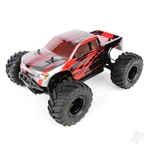 1:10 RTR Electric 4WD Volcano Truck Red (UK)