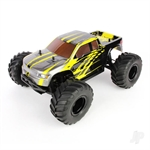 1:10 RTR Electric 4WD Volcano Truck Yellow (UK)