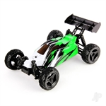 1:18 RTR Electric 4WD Gallop Buggy Green (USB Charger)