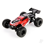 1:18 RTR Electric 4WD Hailstorm Truggy Red (USB Charger)