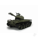 116 US M41A3 Walker Bulldog 24GHz+Shooter+Smoke+Sound