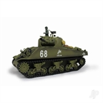 Radio Control Sherman Tank Heng Long