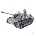 1:16 German Stug III (2.4GHz+Shooter+Smoke+Sound)