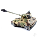 1:16 German King Tiger Henschel (2.4GHz+Shooter+Smoke+Sound)