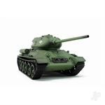 116 Russian T-3485 1944 Tank 24GHz+Shooter+Smoke+Sound
