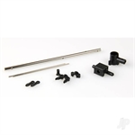 6605180 MICRO TWISTER PRO TAIL BOOM PART