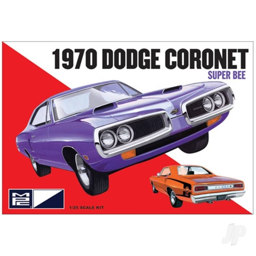 1:25 1970 Dodge Coronet Super Bee