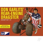 1:25 Don Garlits Wynns Charger Rear Engine Dragster