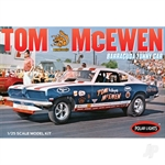 "Tom ""Mongoose"" McEwen 1969 Barracuda Funny Car"