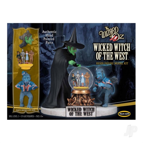 Wicked Witch of the West Resin figure (Painted)