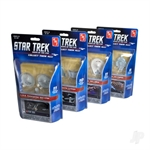 12500 Star Trek - Ships of the Line Assortment Ship 1-4 SNAP Assorted carton is as follows 4 USS Enterprise parts 4 USS Reliant 2 USS Defiant 2 D-7 Battle Cruiser