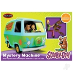 1:25 Scooby Doo Mystery Machine (Snap Kit)
