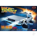 1:25 Back to the Future II Time Machine (Snap Kit)