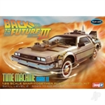 1:25 Back to the Future III Time Machine (Snap Kit)