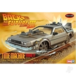1:25 Back to the Future III Final Time Machine (Snap Kit)