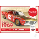 1:25 Bobby Allison 1969 Coca Cola Mercury Cyclone
