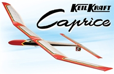 Keil Kraft Caprice Kit - 51 Free-Flight Towline Glider
