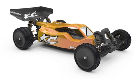 Schumacher Cougar KC 1/10 competition offroad buggy