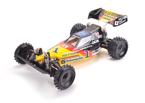 Schumacher CAT XLS Masami Iconic RC Car K172 Latest Update